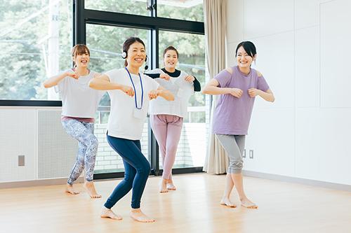 健康・体操・ダンス